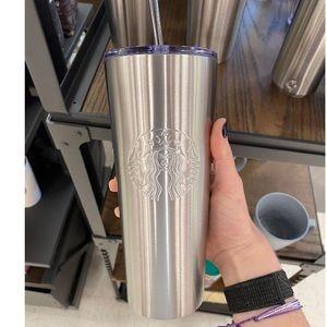 Starbucks 2020 Fall Stainless Steel 24 oz Tumbler